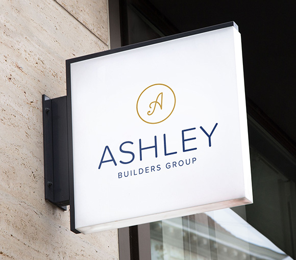 Ashley outdoor sign