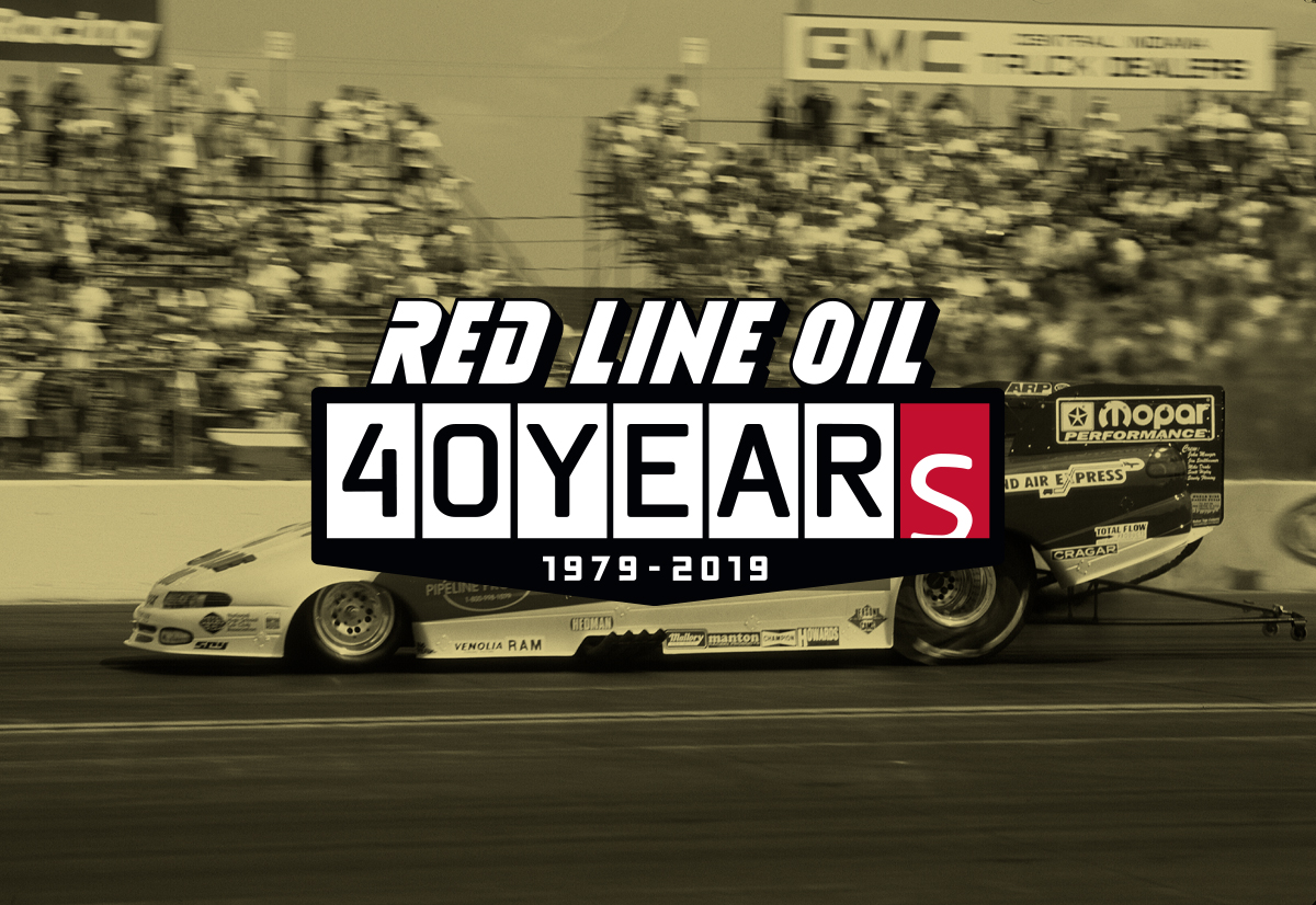 Red Line Oil 40 Years